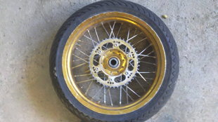 Excel Wheels Honda CRF