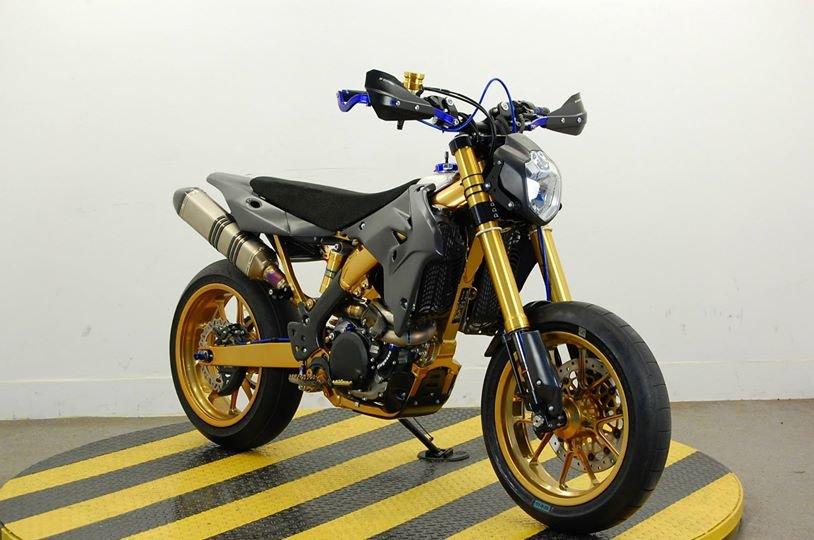Suzuki RMX450Z 2013