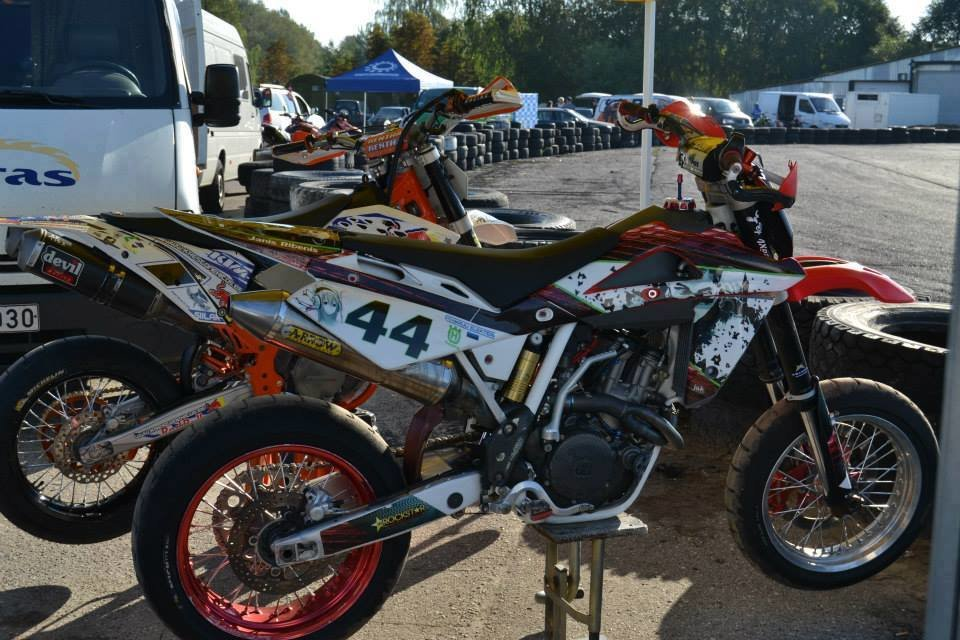 Husqvarna Sm 450 RR 2007