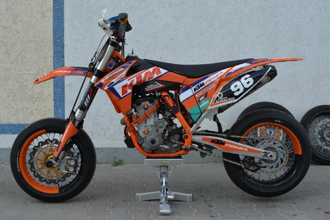 EESML - CLASSIFIEDS - POLAND - KTM SMR 450 (505 BIG BORE)