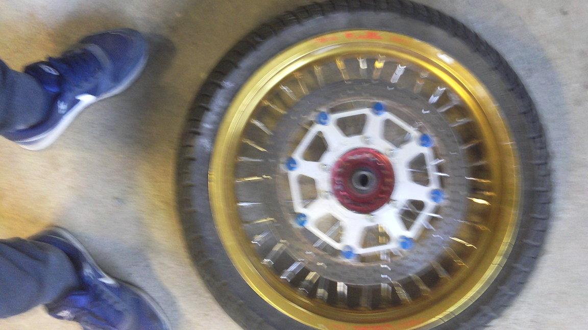 Excel Wheels Honda CRF