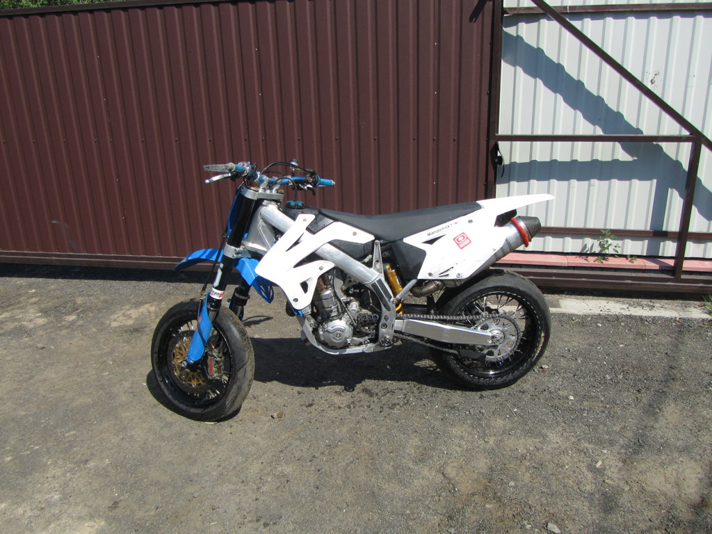 TM SMX 450FI