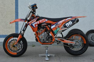 KTM SMR 450 (505 BIG BORE)